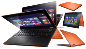 Lenovo Touchscreen ultrabook